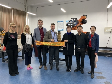 VISIT TO 3D LABORATORY AT THE BEIJING UNIVERSITY OF CIVIL ENGINEERING AND ARCHITECTURE (BUCEA)