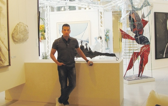 ProDe team member held  number of art exibitions in Vienna and Bar