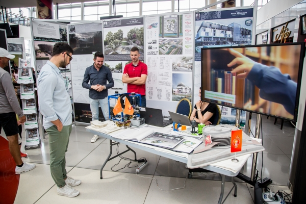 ProDe presented at first exibition of architecture, civil engineering and design in Montenegro!